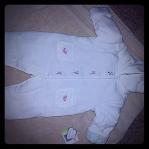 Little Me 3-6M Bodysuit/Pram